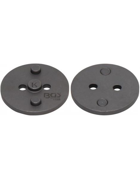 Bremskolben-Rückstelladapter K   für Citroen