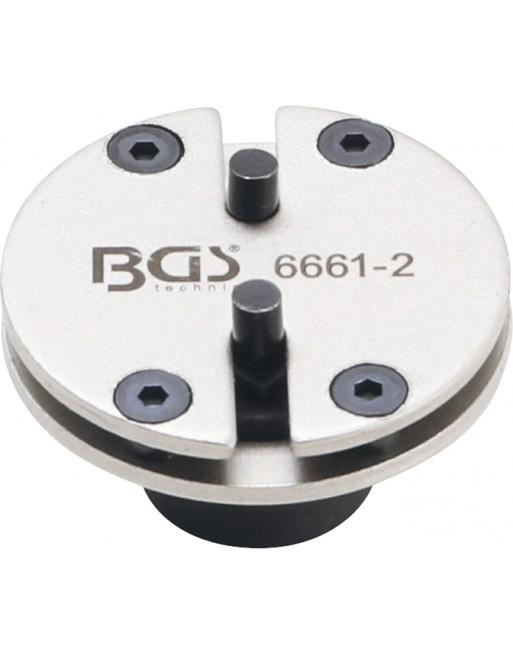Bremskolben-Rückstelladapter | universal | mit 2 Stiften