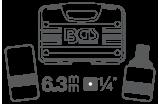 """Steckschlüsselsätze 6,3 mm (1/4)"""""""