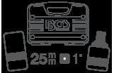 """Steckschlüsselsätze 25 mm (1)"""""""