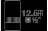 """Steckschlüssel-Einsätze in 12,5 mm (1/2)"""""""