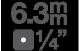 """Biteinsätze 6,3 mm (1/4)"""""""