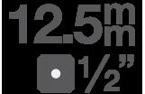 """Biteinsätze 12,5 mm (1/2)"""""""