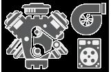Motor & Anbauteile