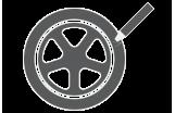 Reifenmarkierung